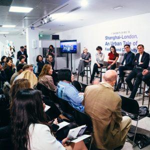 Shanghai Fashion Week in London: Shanghai – London, an Urban Tale of Fashion and Creativity