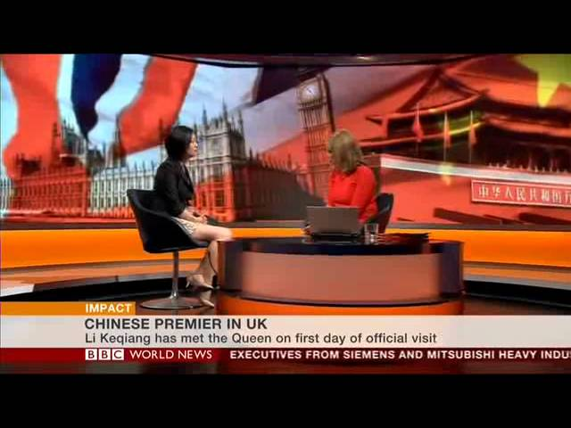 Active Anglo Chinese Communications on the BBC