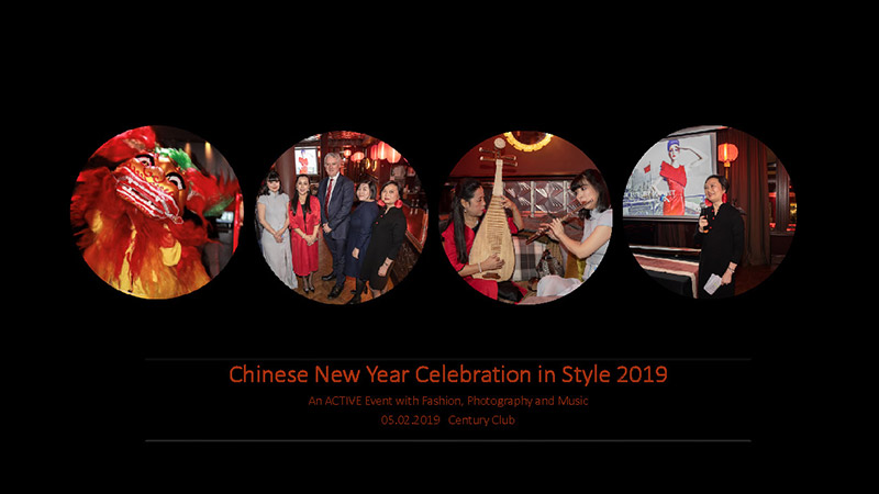 Chinese New Year Celebration in Style 2019