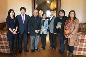 Dr Barbara Wang book launch at the Hult Ashridge Executive Education, November 2019